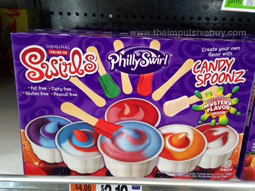 PhillySwirl Limited Edition Mystery Flavor Candy Spoonz