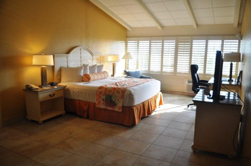 My Room at Best Western Plus Yacht Harbor Inn, Dunedin, Fla., Aug. 2014