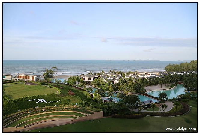 Marriott Resort,spa,泰國,羅勇,萬豪,萬豪度假飯 @VIVIYU小世界