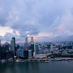 08 Viajefilos en Singapur, Vistas Marina Sands 11