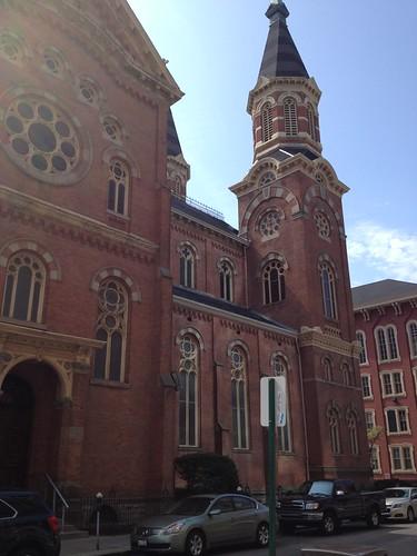 Detroit - Saint Mary's Church