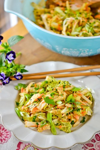 Creamy Red Curry Coleslaw-9