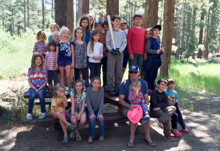 The Camping Kids