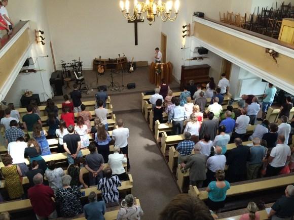 Church in Czech