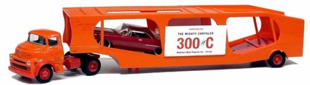 16 M2 Dodge C.o.e. semirimorchio