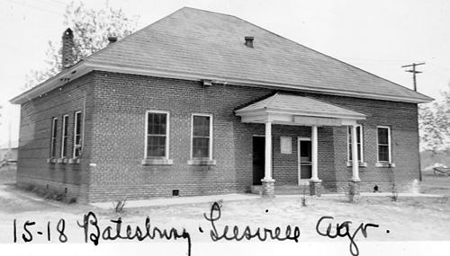 Batesburg-Leesville Agriculture