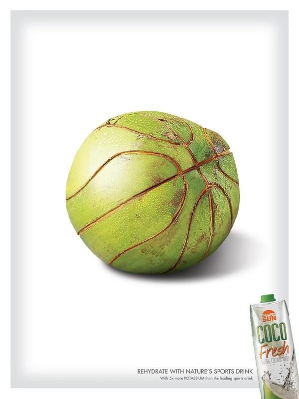 Coco Fresh - Basket Ball