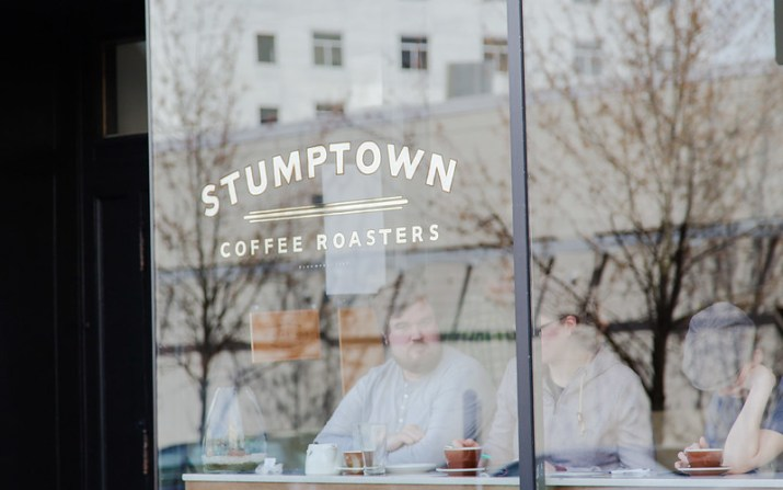 Stumptown Coffee - Ace Hotel, Portland