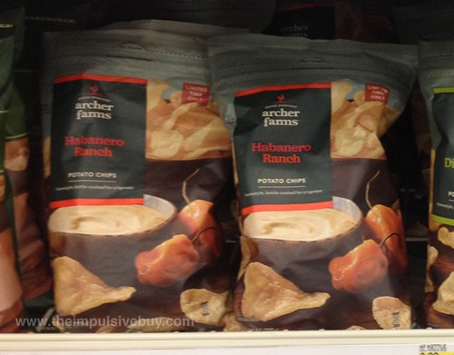 Archer Farms Habanero Ranch Potato Chips