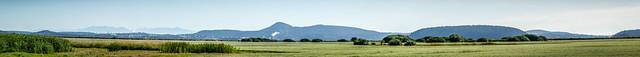 Fidalgo and Olympics Panorama