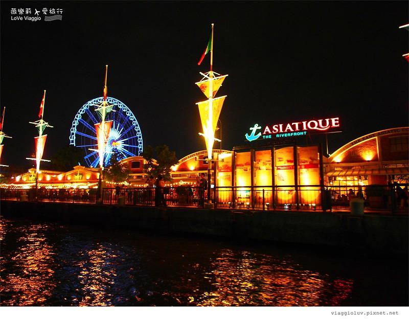 Asiatique The Riverfront,夜市,市集,昭披耶河,曼谷,河岸夜市,泰國 @薇樂莉 Love Viaggio   旅行.生活.攝影