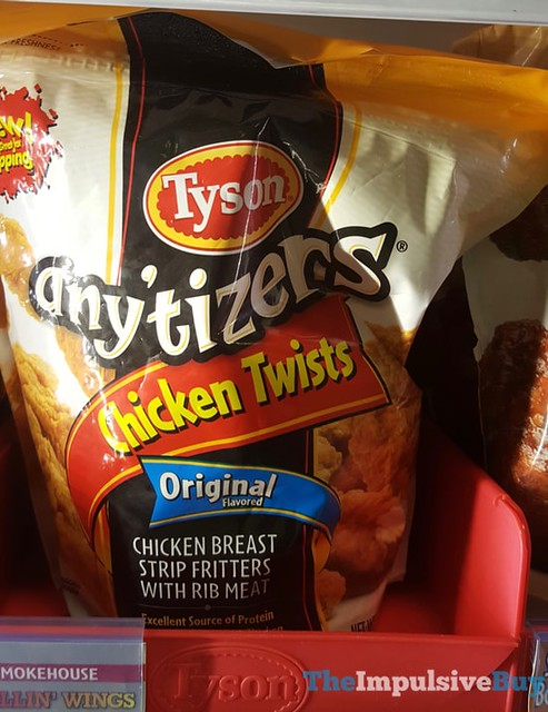 Tyson Any'tizers Chicken Twists