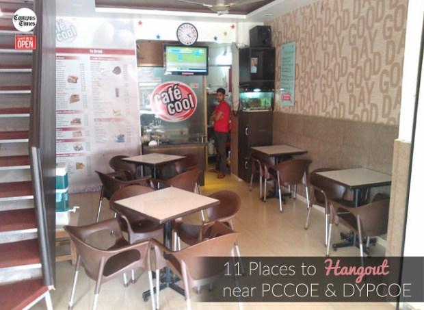 Cafe Cool, Sambhaji Chowk Nigdi