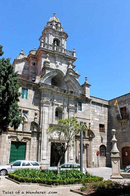 A CORUÑA - Igrexa de Santo Domingo
