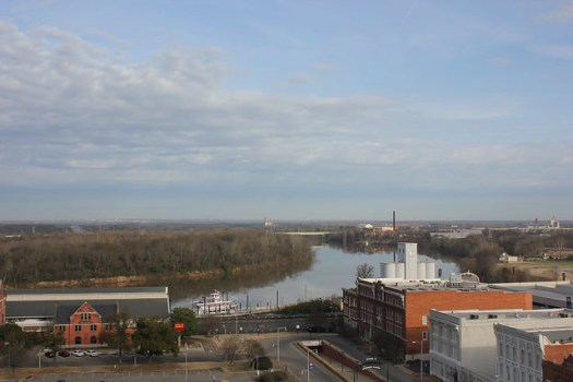 View of Alabama River