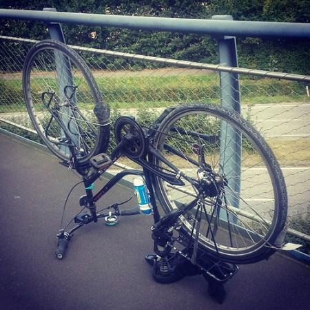 Carfree day 1 #carfreeday #dagvandemobiliteit #fiets