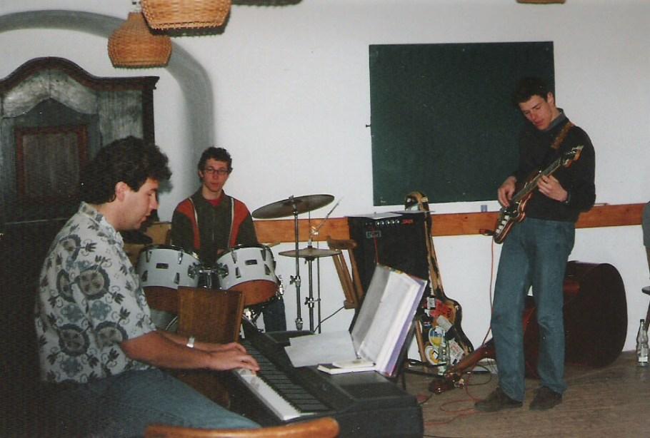 2000-04-14 Chorwochenende Burg Wildenstein, 14. April 2000