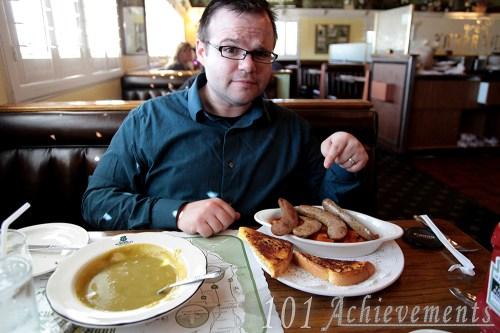 Pea Soup Andersen's