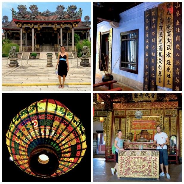 Templo chino Penang