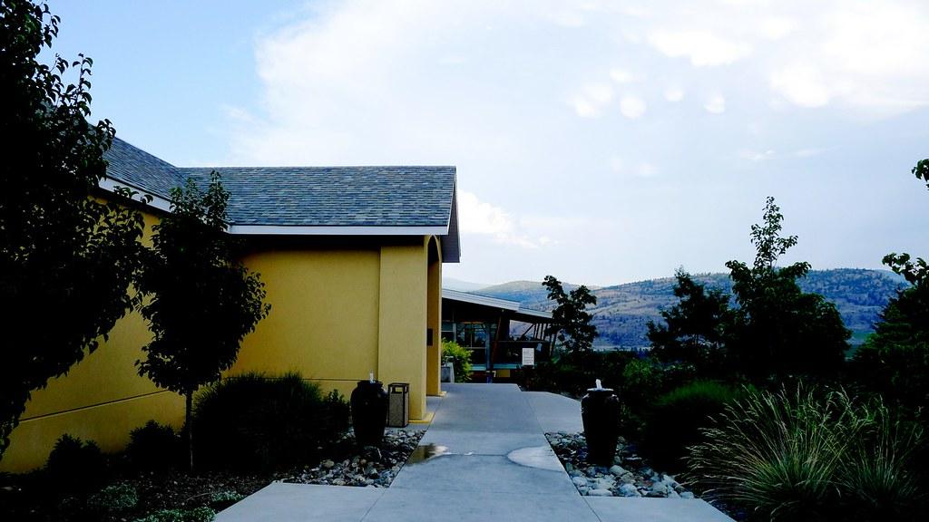 Miradoro Tinhorn Creek Winery Okanagan Osoyoos