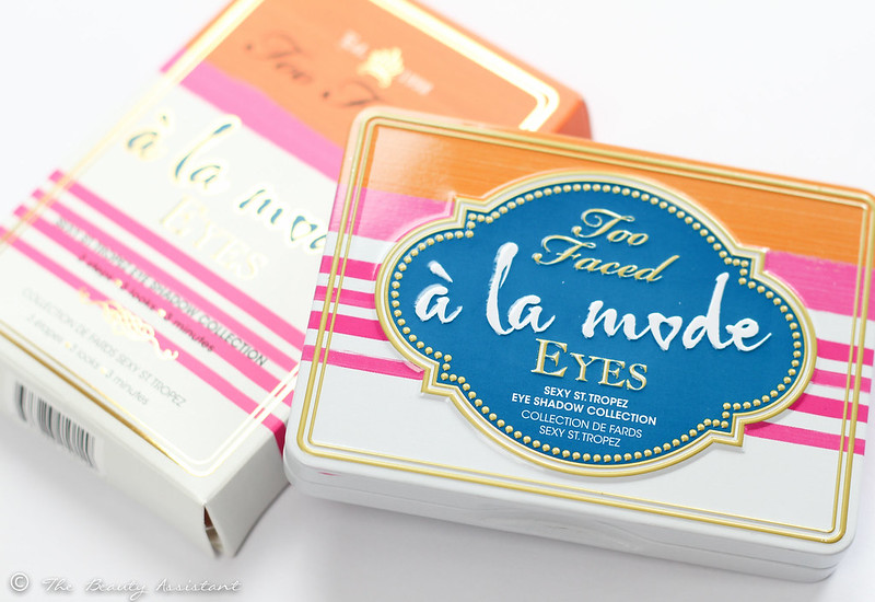 Too Faced A La Mode Eyes Palette