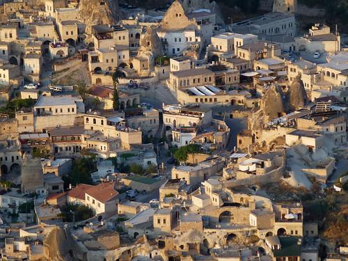 Turquie - jour 20 - Cappadoce, dans les airs et sous terre - 119 - Cappadoce en ballon