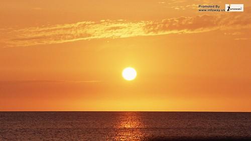 Sunset hd wallpaper