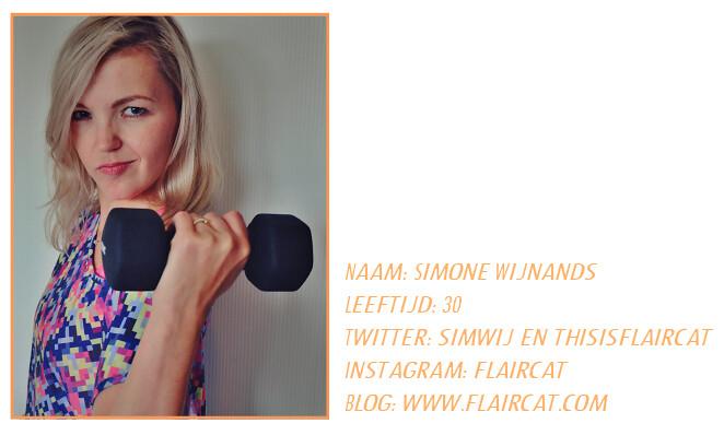 Simone bio
