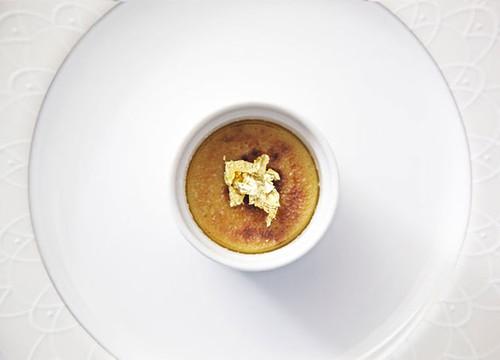 GABRIELA MACHADO Foie gras Crème Brûlée