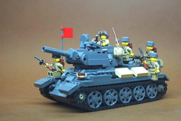 Soviet T-34 Model 1943