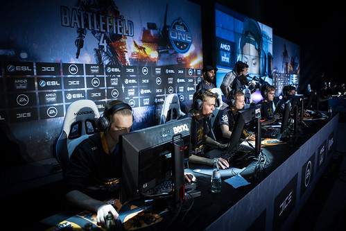 ESports For Everyone Experience The ESL Arena In All Its Glory ESLGaming