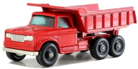 26 Matchbox Kew Dodge dumper 66