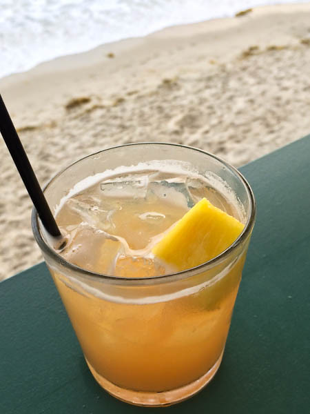 High Tide cocktail, Driftwood Kitchen, Laguna Beach, CA
