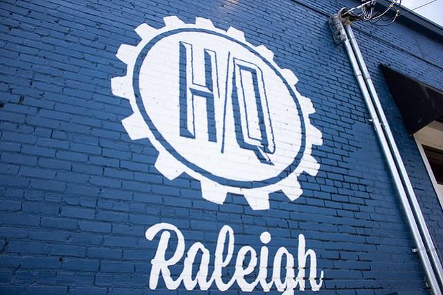 Downtown Adventures HQ Raleigh // mybelovednewo.com