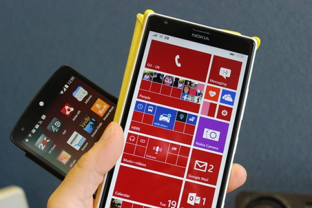 Windows Phone and Android