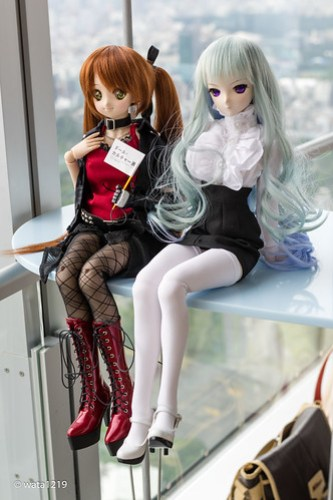Exhibition of Doll-Culture (14)