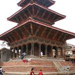 153-Patan. Plaza Durbar
