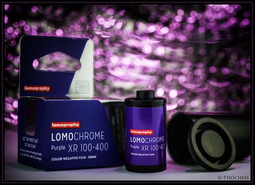 Lomochrome Purple XR 100-400