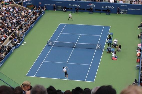 US Open 2014 Kei Nishikori vs. Marin Cilic final matchup