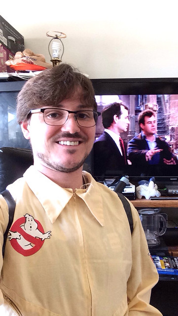 The 30th anniversary of Ghostbusters