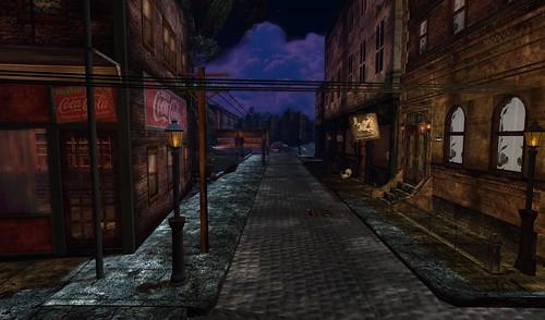 Innsmouth Streets