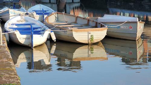 Boats, Gloucester Docks - Sep 14