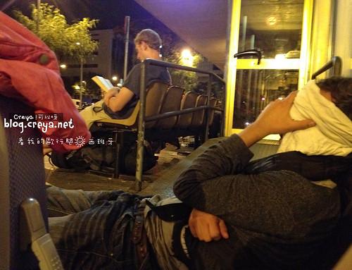 【週間家庭副刊時間】旅遊故事 20140828 西班牙背包客