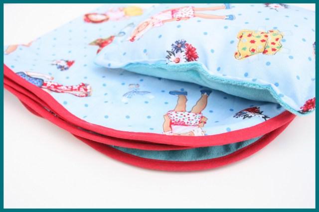 teenie-weenie blanket/pillow