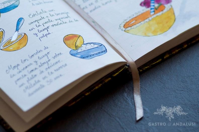 Cuaderno de recetas vol.1