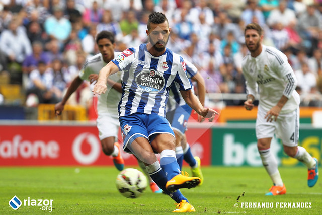 Depor Real Madrid  FFG 031