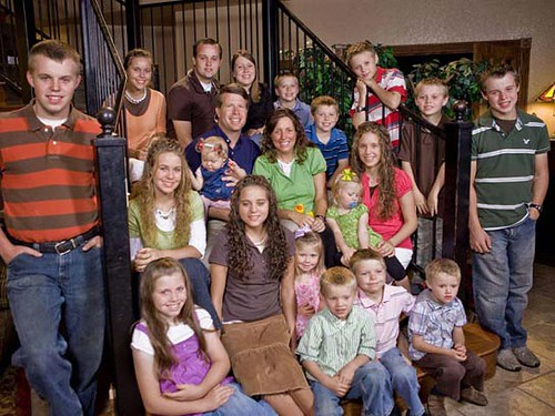 19 Kids and Counting: Reality Show de la Prolífica Familia Duggar