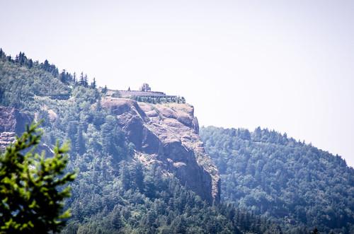 Vista House on Columbia Gorge