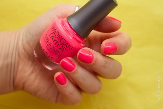 03 Morgan Taylor Pink Flame ingo