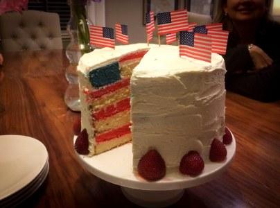 Wow!  Danny's cake